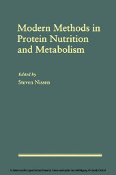 Modern Methods in Protein Nutrition and Metabolism