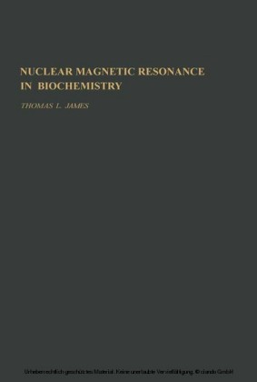Nuclear magnetic Resonance in biochemistry