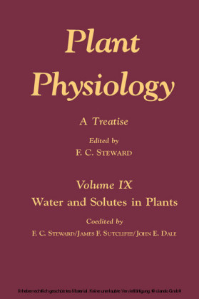 Plant Physiology 9