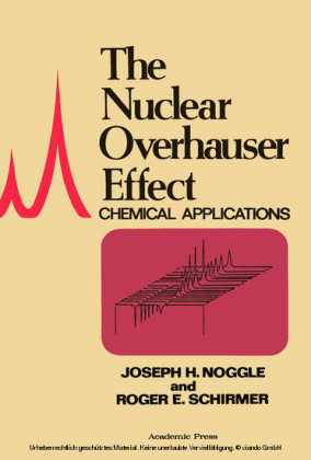 The Nuclear Overhauser Effect