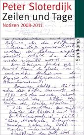 Zeilen und Tage Cover