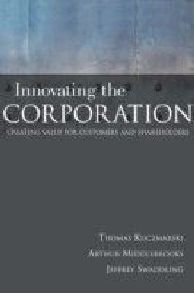 Innovating the Corporation