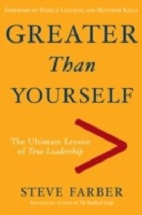 Greater Than Yourself