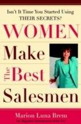 Women Make the Best Salesmen