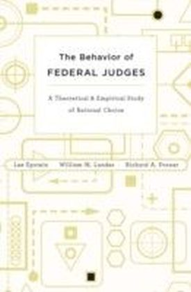 Behavior of Federal Judges