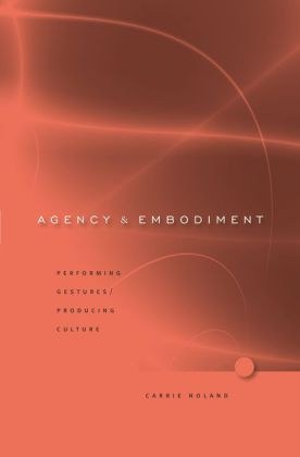 Agency and Embodiment