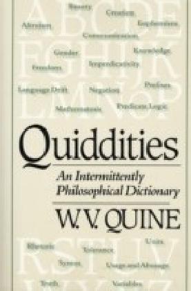 Quiddities