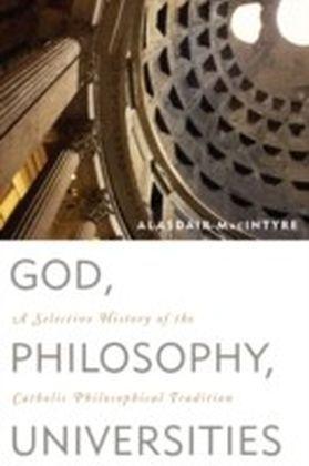 God, Philosophy, Universities