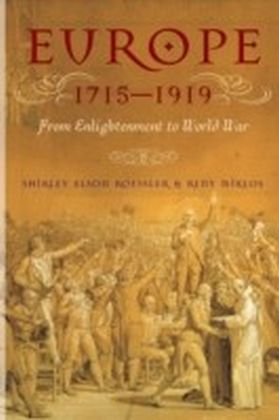 Europe 1715-1919