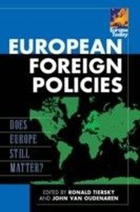 European Foreign Policies