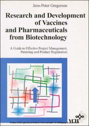 Research and Development of Vaccines and Pharmaceuticals from Biotechnology