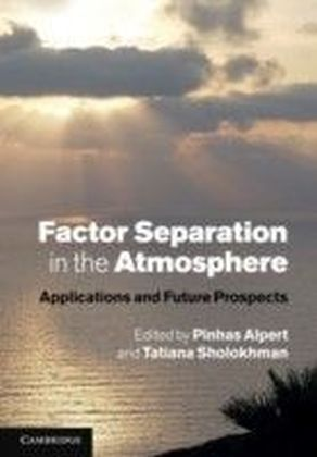 Factor Separation in the Atmosphere