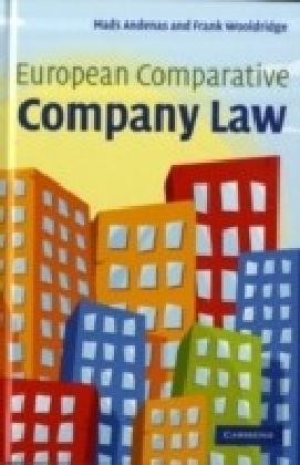 European Comparative Company Law