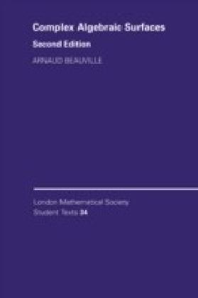 Complex Algebraic Surfaces