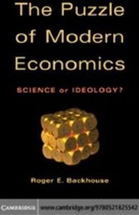Puzzle of Modern Economics