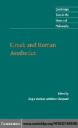 Greek and Roman Aesthetics
