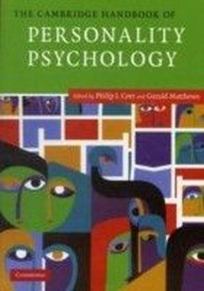 Cambridge Handbook of Personality Psychology