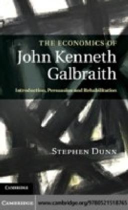 Economics of John Kenneth Galbraith