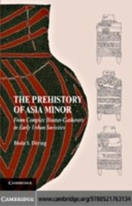 Prehistory of Asia Minor