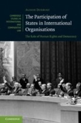 Participation of States in International Organisations