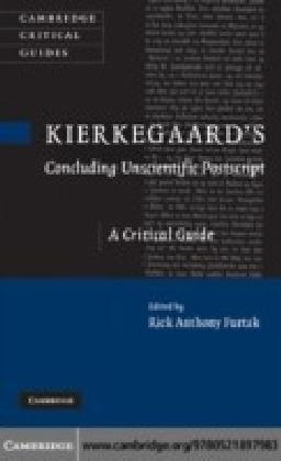 Kierkegaard's 'Concluding Unscientific Postscript'