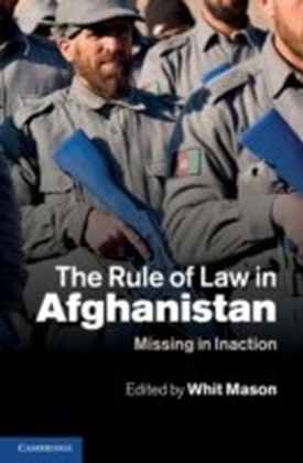 Rule of Law in Afghanistan