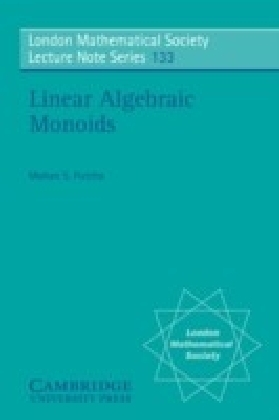 Linear Algebraic Monoids