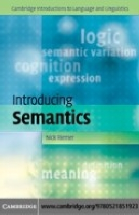 Introducing Semantics