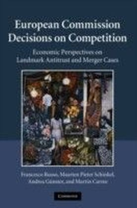 European Commission Decisions on Competition