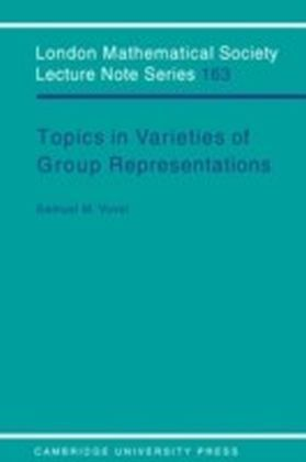 Topics in Varieties of Group Representations