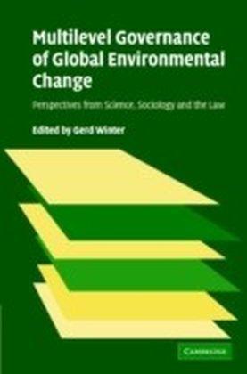 Multilevel Governance of Global Environmental Change
