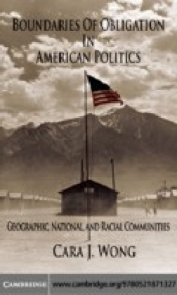Boundaries of Obligation in American Politics