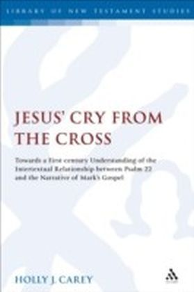 Jesus' Cry From the Cross
