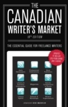 Canadian Writer's Market, 19th Edition