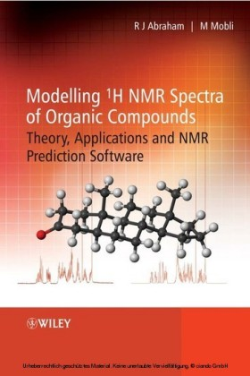 Modelling 1H NMR Spectra of Organic Compounds