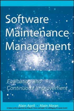 Software Maintenance Management,