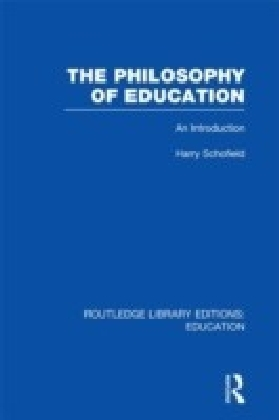 Philosophy of Education (RLE Edu K)