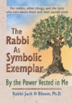 Rabbi As Symbolic Exemplar