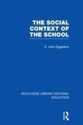 Social Context of the School (RLE Edu L)