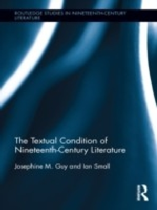Textual Condition of Nineteenth-Century Literature