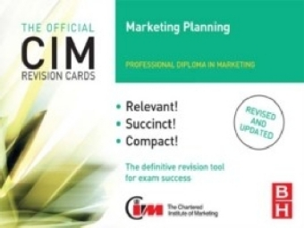 CIM Revision Cards Marketing Planning