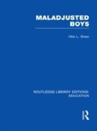 Maladjusted Boys (RLE Edu M)