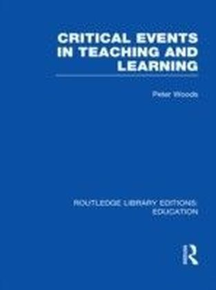 Critical Events in Teaching & Learning (RLE Edu O)