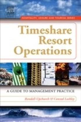Timeshare Resort Operations