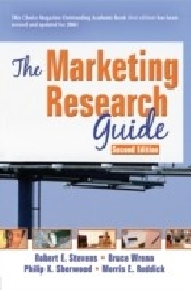 Marketing Research Guide Second Edition