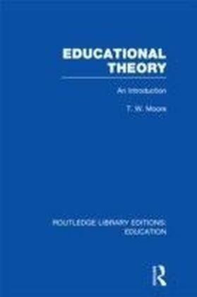 Educational Theory (RLE Edu K)