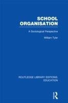 School Organisation (RLE Edu L)