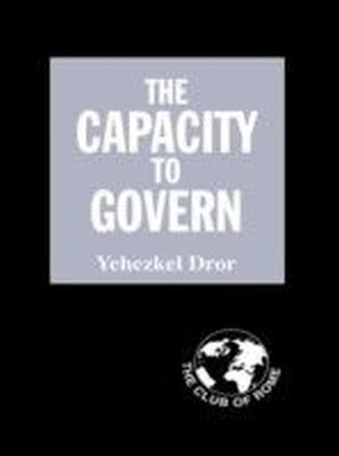 Capacity to Govern