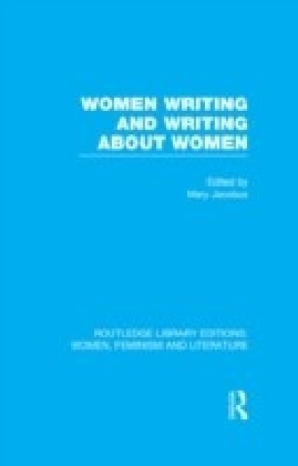 Women Writing and Writing about Women RLE