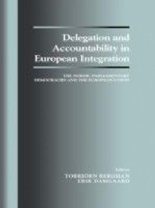 Delegation and Accountability in European Integration
